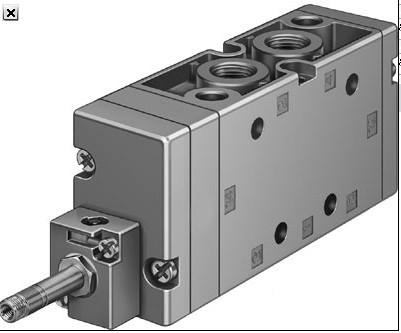 festo单电控电磁阀内部结构有哪些构造?