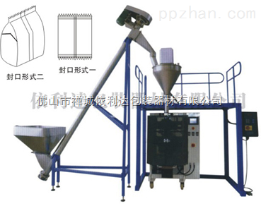 P-5000大型立式粉剂包装机