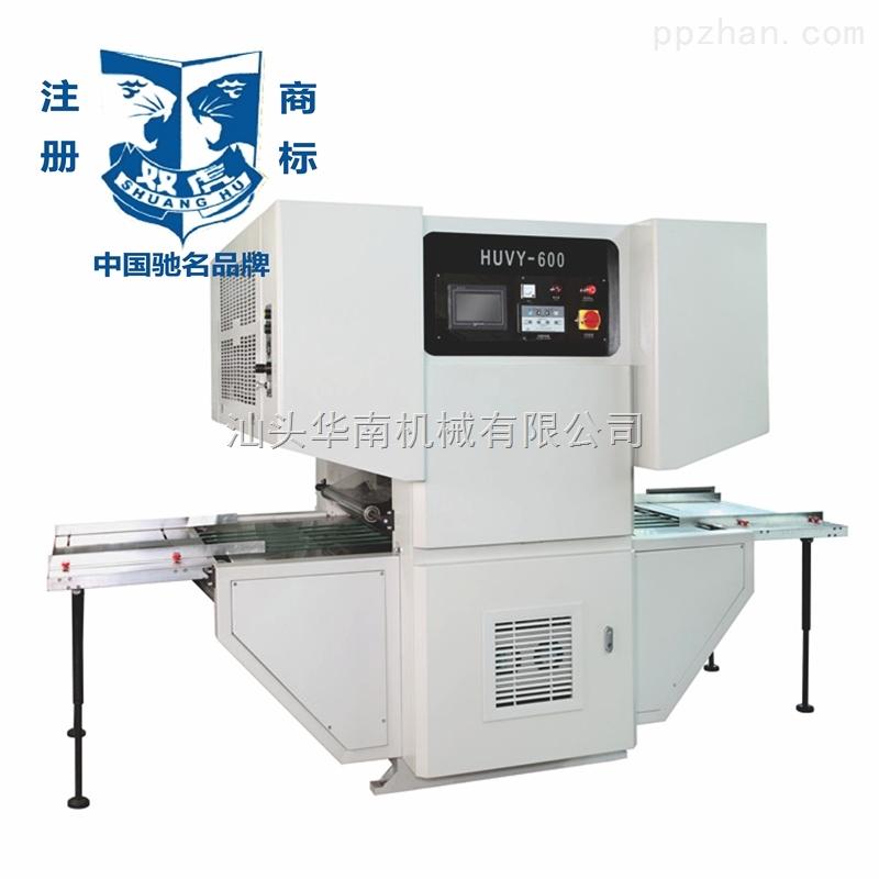 HUVY-600-半自动激光图案压印转移机