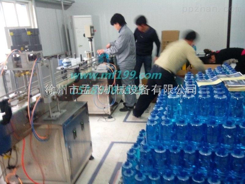 厂家直销:供应玻璃水灌装机