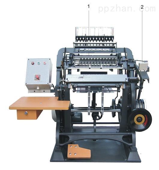 【供应】SXB4-460 半自动可编辑锁线机