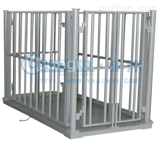 2吨碳钢动物秤