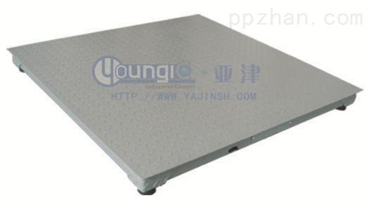 3吨单层碳钢防爆上海地磅