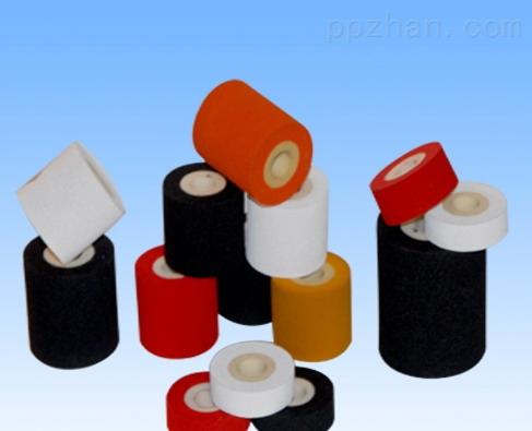 供应包装机械配附件同步跟踪打码机用墨轮 进口原料稳定附着力强