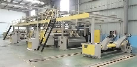 济南泰顺优质内加热型绝缘纸板瓦楞机