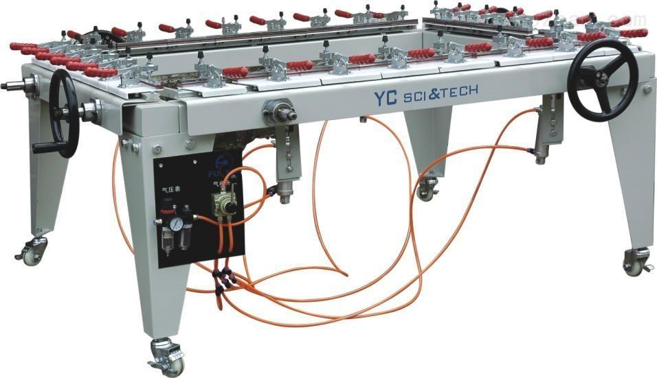 丝印设备(丝印机,拉网机,晒版机,烘箱等)