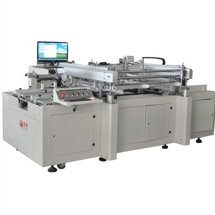 自动丝印机保养规程