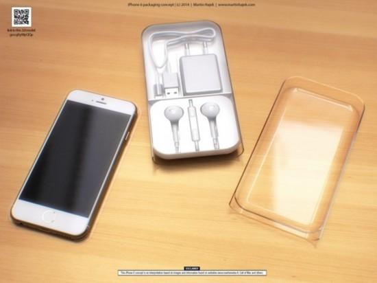 iphone6包装盒概念设计出炉
