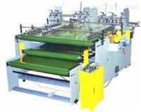 纸箱机械/半自动糊箱机设备