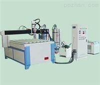 超低价厂销:HY-1000台式调速不锈钢胶水机、涂胶机、上胶机