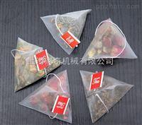赛峰牌水果配方茶三角袋包装机