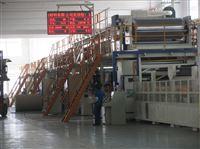 DW系列单面瓦楞纸板生产线 高精度 质优价廉
