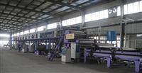 直供出口全自动2500五层瓦楞纸板生产线配整场物流设计节约人力